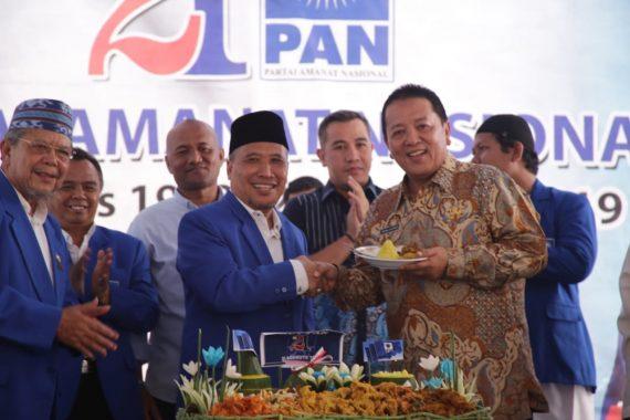 Arinal Ajak Kader PAN Membangun Lampung
