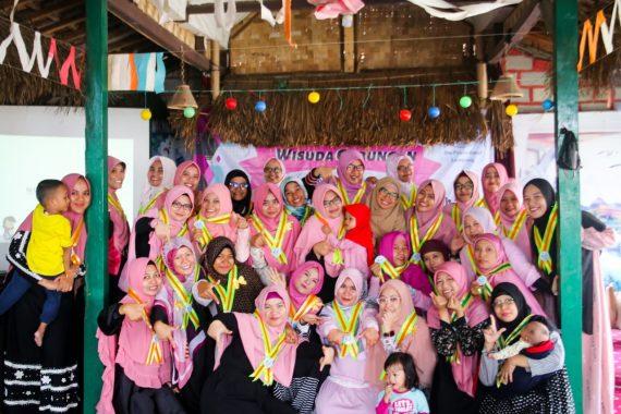 Ibu Profesional Lampung Gelar Wisuda dan Workshop Mendongeng