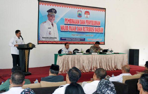 HUT Ke-25 Aliansi Jurnalis Independen (AJI), Direktur LBH Bandar Lampung Chandra Muliawan: Kawal Terus Demokrasi