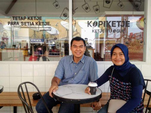 Wartawan Radar Lampung Dipanggil dari Belakang, Pas Nengok, Eh Bakal Calon Wali Kota Bandar Lampung Ini yang Menyapanya