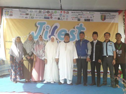 Workshop Pengelolaan Bonsai Digelar di Stadion Sukung Kotabumi Lampung Utara