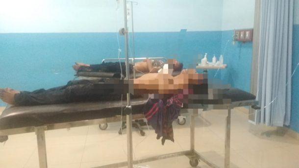 Dua Pria Diamuk Massa di Bumiwaras Bandar Lampung, Ini Keterangan Kapolsek Setempat