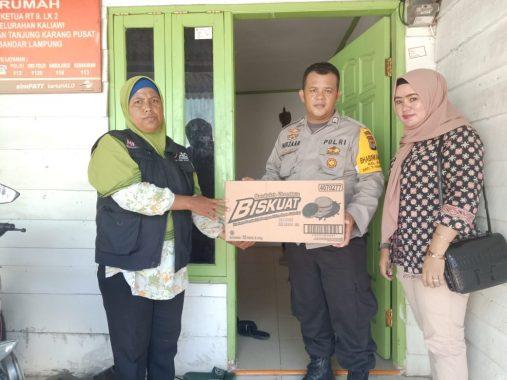 Pemkab Lampung Selatan Terima Hibah Kapal Pelayaran Rakyat Banawa Nusantara