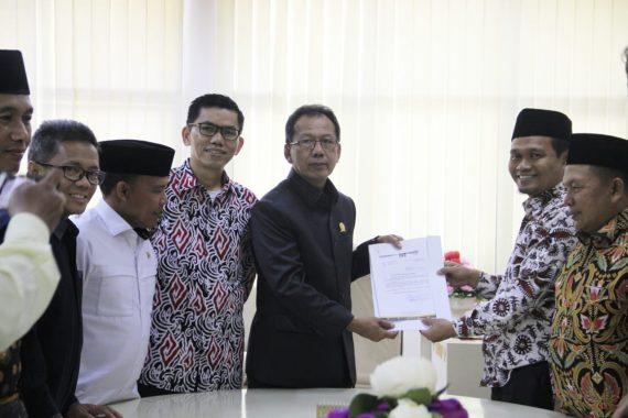SMP IT Baitul Muslim Pertama di Lampung Direkomendasikan Dapat Lisensi Jaringan Sekolah Islam Terpadu Pusat