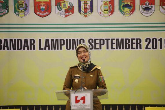 Wakil Gubernur Lampung Chusnunia Dorong Masyarakat Perbanyak Konsumsi Ikan