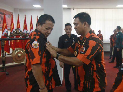 Sekjen Pemuda Pancasila Minta Kader Se-Lampung Konsolidasi Menangkan Rycko Menoza Pilkada Bandar Lampung Tahun Depan