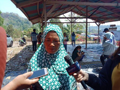 Warga Bakung Terima Kasih Dapat Makanan Bergizi dan Informasi Kesehatan ACT Lampung