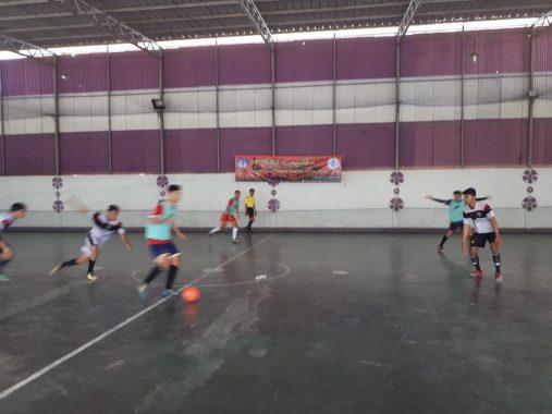 UKM Hindu Unila Gelar Turnamen Futsal