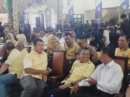Rycko Menoza Hadiri Musda AMPI Lampung