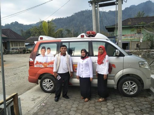 Advertorial: Ambulans Hebat Wujud Pelayanan Kesehatan Paripurna Pemkab Lampung Barat