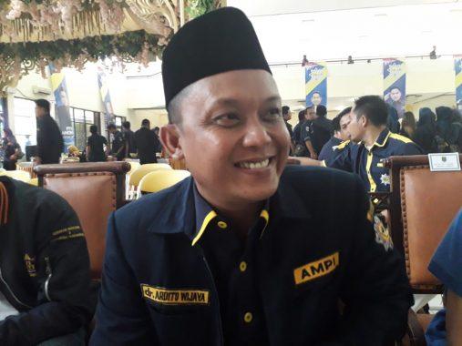 Pilkada Lampung Tengah 2020, Ardito Wijaya Tetap Ingin Berpasangan dengan Musa Ahmad