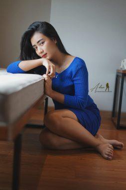 Model Lampung Bella: Ingin Bahagiakan Orangtua