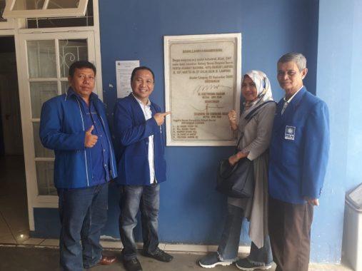 PAN Bandar Lampung Buka Pendaftaran Bakal Calon Wali Kota-Wakil Sampai 30 September 2019