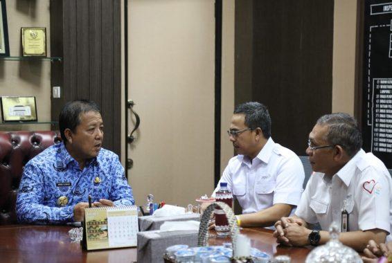 Pusat Dorong Lampung Segera Miliki Pembangkit Listrik Tenaga Sampah