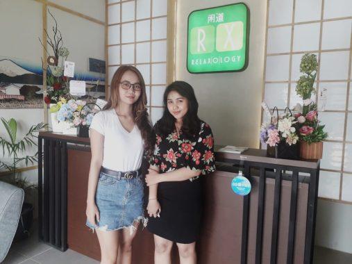 RX Relaxology Tawarkan Layanan Refleksi Ala Jepang dengan Terapis Berpengalaman