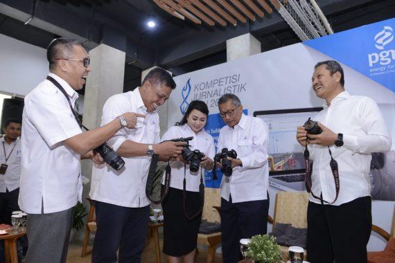 PGN Gelar Kompetisi Jurnalistik