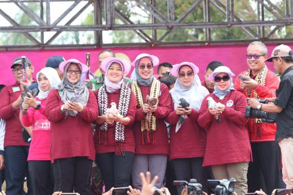 Pengurus Pusat Fatayat NU Gelar Pekan Olahraga Perempuan