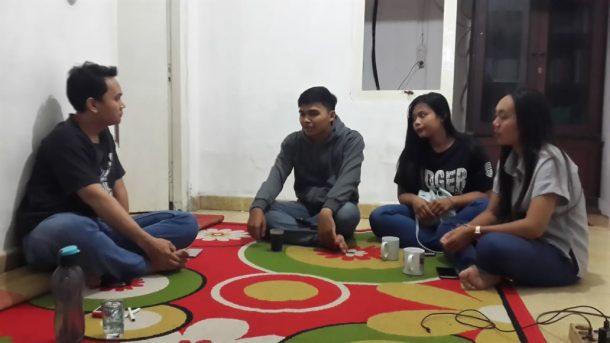 Kesatuan Mahasiswa Hindu Dharma Indonesia Lampung dan AJI Bandar Lampung Bikin Sekolah Jurnalistik Independen
