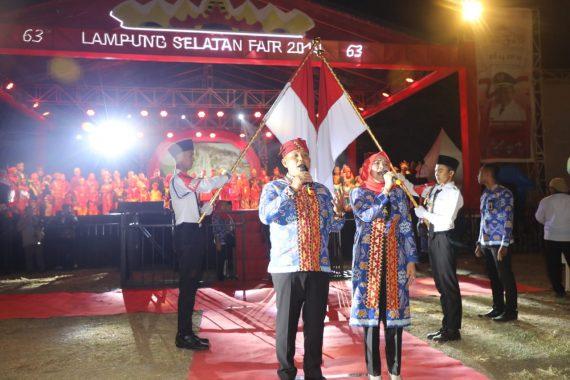Lampung Selatan Fair 2019 Ditutup, Nilai Transaksi Capai Rp7 Miliar