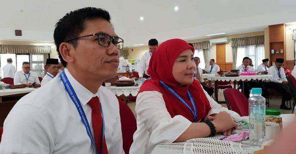 Berdampingan, Tanda Alamkah Ade Utami Ibnu Bakal Duet dengan Eva Dwiana Herman HN Pada Pilkada Bandar Lampung Tahun Depan?