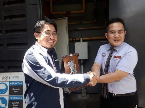 PGN Lewat Anak Perusahaan PT Gagas Energi Bidik Sektor Usaha Komersial