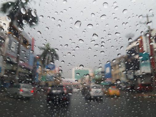 Setengah Jam Hujan Guyur Bandar Lampung, Natar, dan Sekitarnya