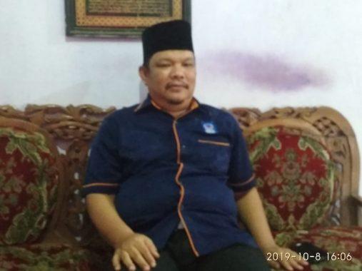 Rycko Menoza Salurkan Bantuan DPP Lampung Sai untuk Amperawan Suami Sitti Yuliasih