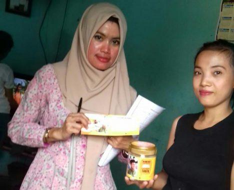 Rumah Zakat Lampung Bagikan 8.000 Liter Air Bersih