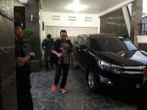 KPK Buka Brankas Bupati Lampung Utara Agung Ilmu Mangkunegara, Hasilnya....Penonton Kecewa