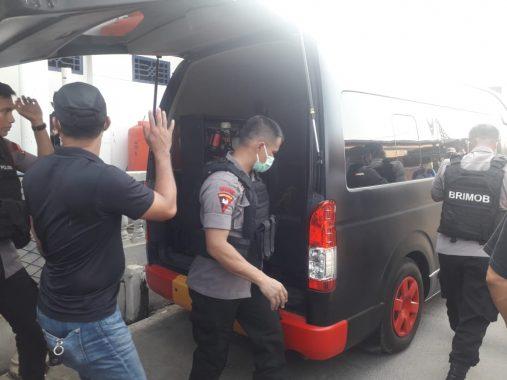 Sepupu Terduga Teroris di Jalan Gunung Dempo Way Halim Tidak Tahu Barang Sitaan Berupa Bahan Peledak