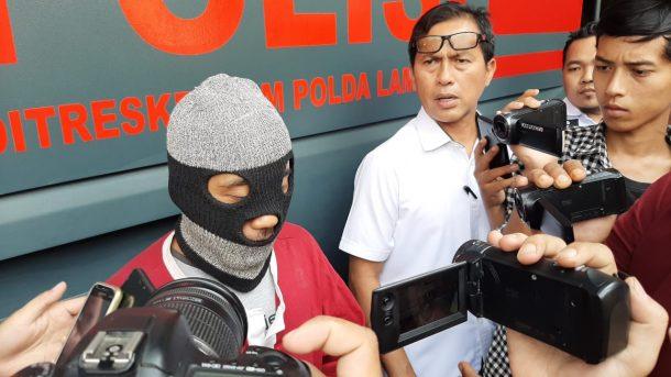 Polda Lampung Sukses Gagalkan Peredaran Duit Palsu
