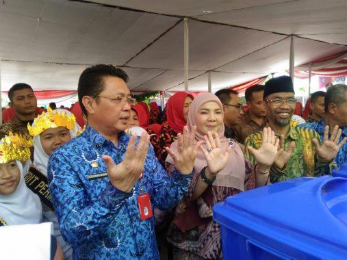 SDIT Permata Bunda III Dipercaya Pemkot Bandar Lampung Gelar Semarak Hari Cuci Tangan Pakai Sabun Sedunia, Ini Respons Yayasan Darul Hikmah