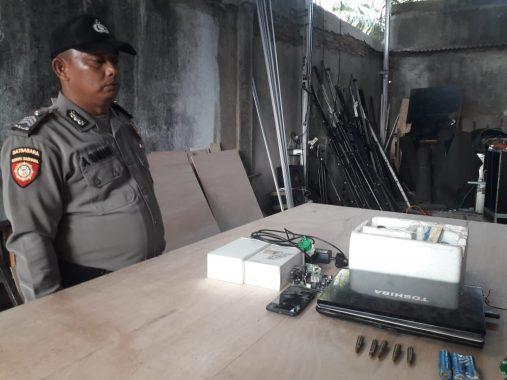 Terduga Teroris Tangkapan Densus 88 Dua Kali ke Lampung dan Rencana Ledakkan Bom