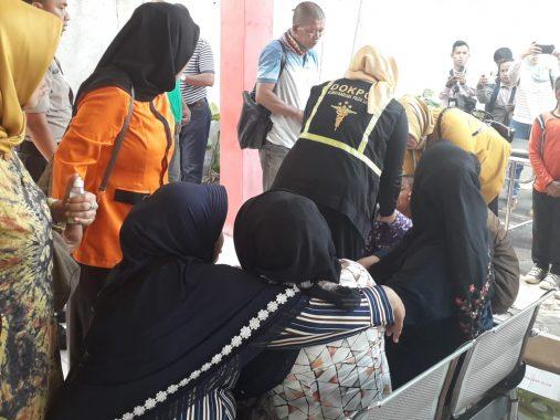 Korban Kecelakaan di Tol Trans Sumatera Usai Hadiri Pernikahan Saudara di Lampung Utara