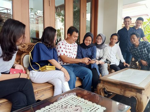 Ditanya Namanya Siapa, Anggota Sapma Bandar Lampung Ini Jawab Rycko Menoza