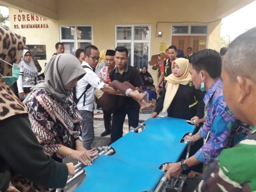 Kecelakaan di Tol Trans Sumatera, Ibu Korban: Maafkan Anak Saya