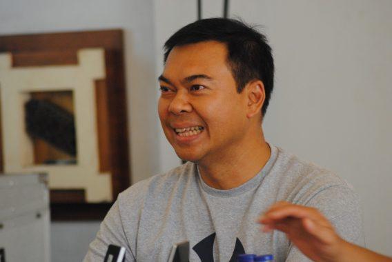 Jika Terpilih Jadi Wali Kota Bandar Lampung, Rycko Menoza Bakal Bangun Lintasan Balap untuk Riders