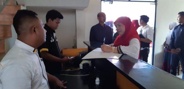 Bupati Lampung Barat Parosil Mabsus Ikuti Evaluasi TNI Manunggal Membangun Desa