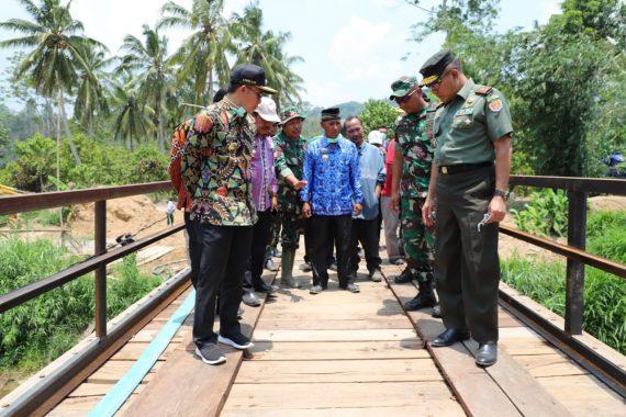 Pemkab Lampung Barat Gelar FGD Kabupaten Berbasis Konservasi