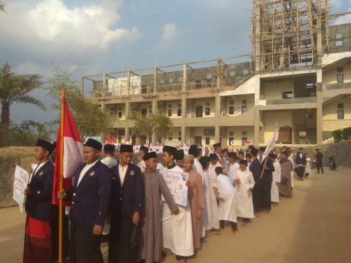 SMP IT Insan Mulia Pringsewu Gelar Semarak Hari Santri