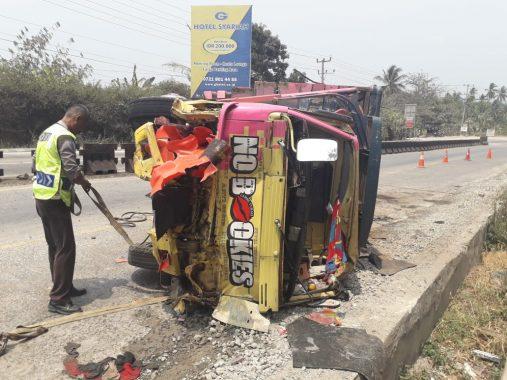 Kecelakaan Maut Tanjakan Tarahan, 4 Korban Tewas Tertabrak Saat Foto-Foto di Lokasi Berbahaya