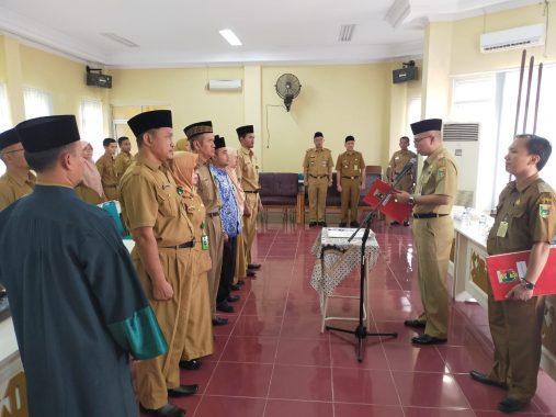 Bupati Tanggamus Dewi Handajani Tutup Bupati Cup U-15