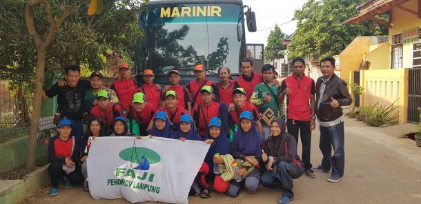 13 Atlet Arung Jeram Lampung Ikut Kejurnas di Jambi