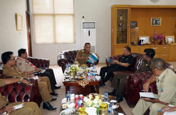 Bulan Depan Kejari Lampung Selatan Gelar Bimtek Bagi Kepala Desa
