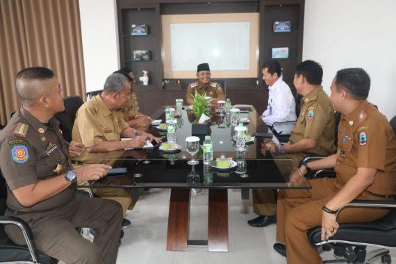 Pemkab Lampung Selatan Gelar Kegiatan Peningkatan Kapasitas Aparatur Desa