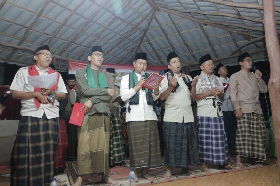 Antoni Imam Ceramah Hikmah Maulid Nabi Muhammad Saw di Dusun Marga Taqwa Kecamatan Natar