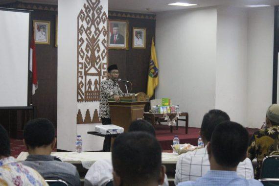 Samsani Sudrajat dan Imron Rosyadi Resmi Pimpin Partai Gelora Indonesia Lampung