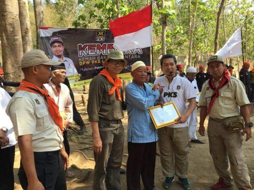 Balai Karantina Pertanian Bandar Lampung Lepas Ribuan Burung di Taman Hutan Rakyat Wan Abdurrahman