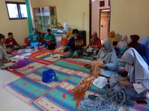 Lembaga Kesejahteraan Sosial Alamanda Bina Penyandang Disabilitas di Gisting Tanggamus