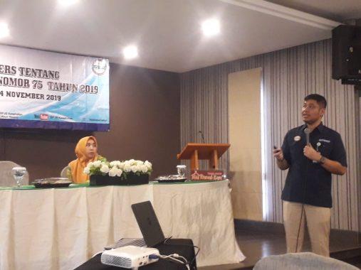 BPJS Kesehatan Bandar Lampung Sosialisasikan Kenaikan Iuran